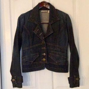 DKNY Petites Jeans Jacket